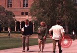 Image of American students Los Angeles California USA, 1968, second 34 stock footage video 65675073331