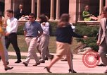 Image of American students Los Angeles California USA, 1968, second 35 stock footage video 65675073331
