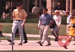 Image of American students Los Angeles California USA, 1968, second 36 stock footage video 65675073331