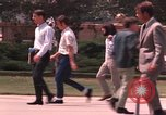 Image of American students Los Angeles California USA, 1968, second 37 stock footage video 65675073331