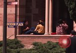 Image of American students Los Angeles California USA, 1968, second 38 stock footage video 65675073331