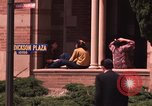 Image of American students Los Angeles California USA, 1968, second 39 stock footage video 65675073331