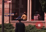 Image of American students Los Angeles California USA, 1968, second 40 stock footage video 65675073331