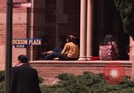 Image of American students Los Angeles California USA, 1968, second 41 stock footage video 65675073331