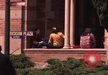 Image of American students Los Angeles California USA, 1968, second 42 stock footage video 65675073331