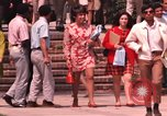 Image of American students Los Angeles California USA, 1968, second 45 stock footage video 65675073331