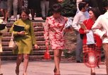 Image of American students Los Angeles California USA, 1968, second 49 stock footage video 65675073331