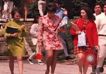 Image of American students Los Angeles California USA, 1968, second 51 stock footage video 65675073331