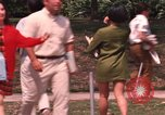 Image of American students Los Angeles California USA, 1968, second 54 stock footage video 65675073331
