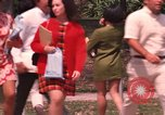 Image of American students Los Angeles California USA, 1968, second 55 stock footage video 65675073331