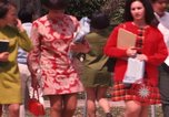 Image of American students Los Angeles California USA, 1968, second 56 stock footage video 65675073331