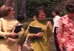 Image of American students Los Angeles California USA, 1968, second 58 stock footage video 65675073331