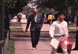 Image of American students Los Angeles California USA, 1968, second 62 stock footage video 65675073331