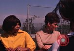 Image of students Los Angeles California USA, 1968, second 24 stock footage video 65675073332