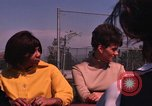 Image of students Los Angeles California USA, 1968, second 25 stock footage video 65675073332