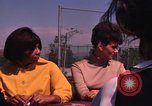 Image of students Los Angeles California USA, 1968, second 28 stock footage video 65675073332