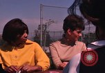 Image of students Los Angeles California USA, 1968, second 30 stock footage video 65675073332
