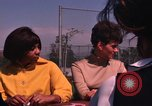 Image of students Los Angeles California USA, 1968, second 31 stock footage video 65675073332