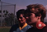 Image of students Los Angeles California USA, 1968, second 43 stock footage video 65675073332