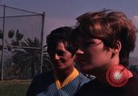Image of students Los Angeles California USA, 1968, second 44 stock footage video 65675073332