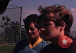 Image of students Los Angeles California USA, 1968, second 46 stock footage video 65675073332