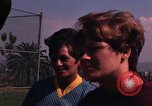 Image of students Los Angeles California USA, 1968, second 47 stock footage video 65675073332