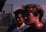 Image of students Los Angeles California USA, 1968, second 48 stock footage video 65675073332