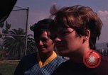 Image of students Los Angeles California USA, 1968, second 49 stock footage video 65675073332