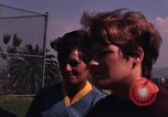 Image of students Los Angeles California USA, 1968, second 51 stock footage video 65675073332