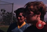 Image of students Los Angeles California USA, 1968, second 52 stock footage video 65675073332
