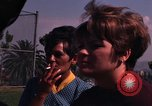 Image of students Los Angeles California USA, 1968, second 56 stock footage video 65675073332