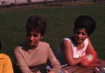 Image of students Los Angeles California USA, 1968, second 57 stock footage video 65675073332