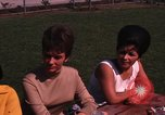 Image of students Los Angeles California USA, 1968, second 59 stock footage video 65675073332