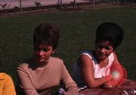 Image of students Los Angeles California USA, 1968, second 62 stock footage video 65675073332