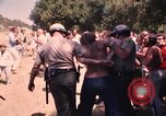 Image of American people Los Angeles County California USA, 1968, second 54 stock footage video 65675073334