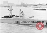 Image of speedboat racing Detroit Michigan USA, 1931, second 31 stock footage video 65675073336
