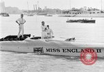 Image of speedboat racing Detroit Michigan USA, 1931, second 32 stock footage video 65675073336
