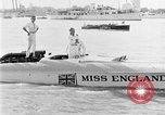 Image of speedboat racing Detroit Michigan USA, 1931, second 34 stock footage video 65675073336