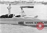 Image of speedboat racing Detroit Michigan USA, 1931, second 35 stock footage video 65675073336