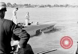 Image of speedboat racing Detroit Michigan USA, 1931, second 36 stock footage video 65675073336