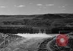 Image of Grand Coulee Dam Washington DC USA, 1940, second 7 stock footage video 65675073338