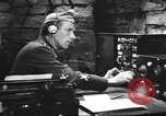 Image of Radio Transmission Security Hollywood Los Angeles California USA, 1943, second 16 stock footage video 65675073343
