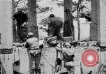 Image of American soldiers Baguio Philippine Islands, 1945, second 34 stock footage video 65675073350