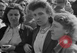Image of Buchenwald Concentration Camp Germany, 1945, second 15 stock footage video 65675073356