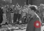 Image of Buchenwald Concentration Camp Germany, 1945, second 58 stock footage video 65675073356
