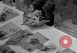 Image of Buchenwald Concentration Camp Germany, 1945, second 22 stock footage video 65675073357