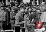 Image of Buchenwald Concentration Camp Germany, 1945, second 55 stock footage video 65675073357