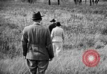 Image of English Springer Spaniels Verbank New York USA, 1935, second 47 stock footage video 65675073366