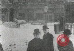 Image of blizzard United States USA, 1902, second 14 stock footage video 65675073367