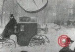Image of blizzard United States USA, 1902, second 19 stock footage video 65675073367